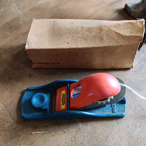Lot # 330 new Stanley wood plane in the box