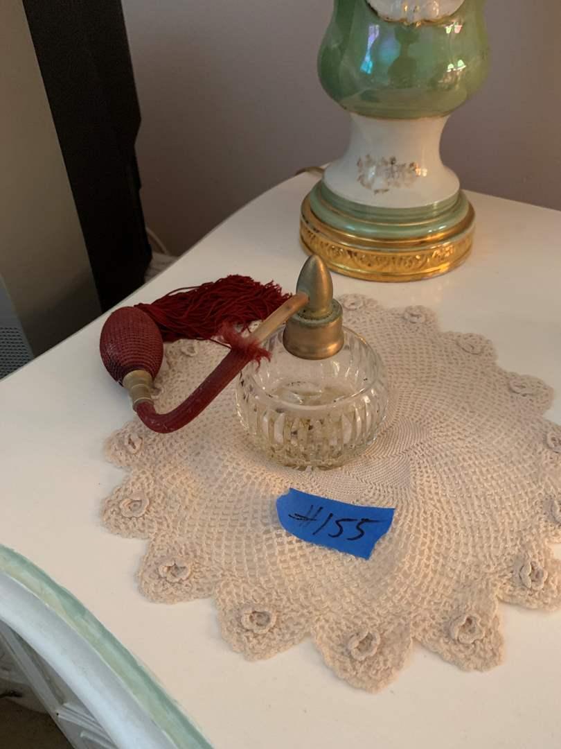 Lot # 155 Vintage perfume bottle
