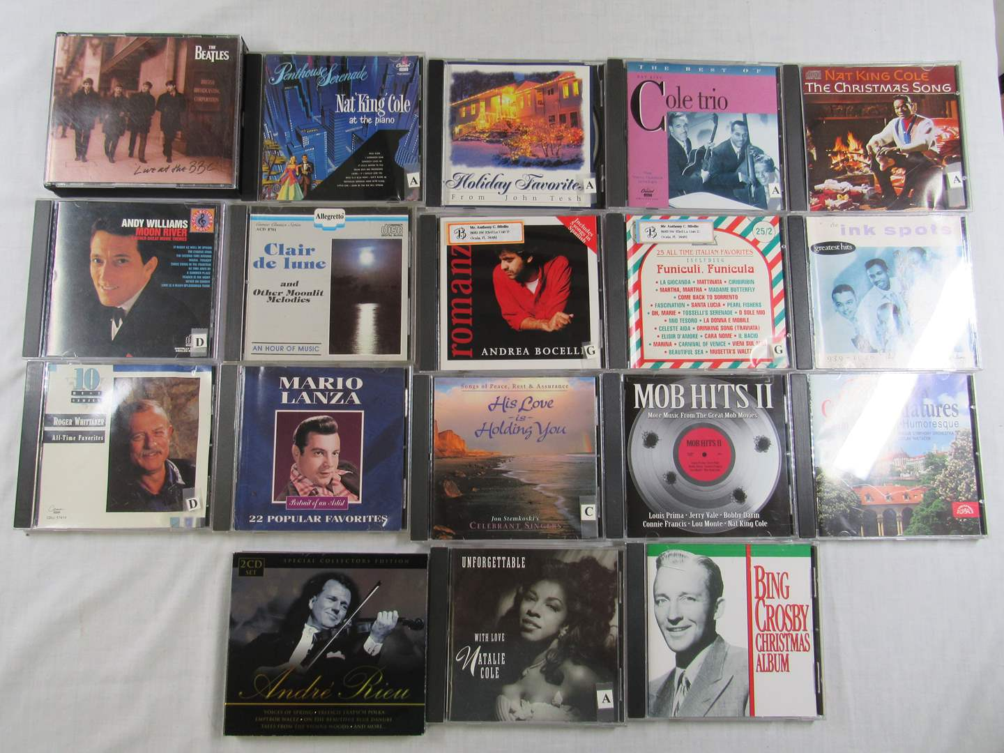 Lot # 220  Great lot of CD's (main image)