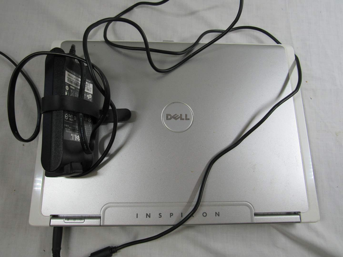 Lot # 283  Used Inspiron 1501 Laptop (we know nothing about this-this is just the way it came out of an estate) BUYING AS IS (main image)