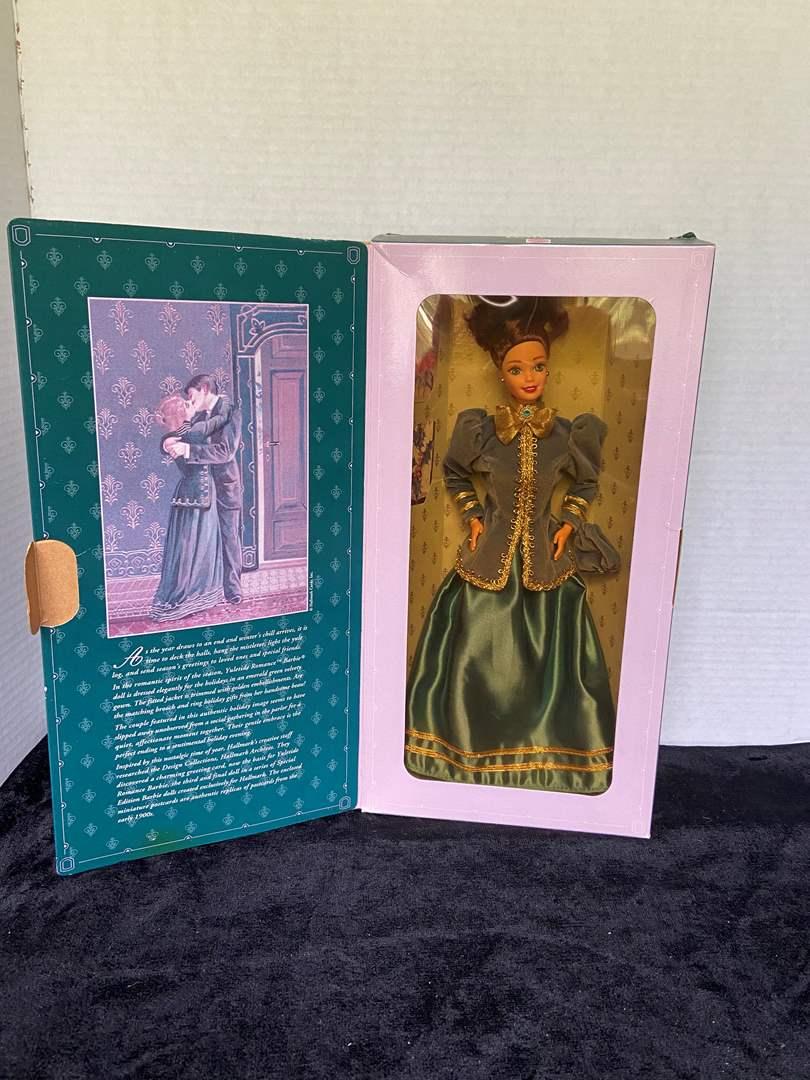 Lot # 240 Yuletide Romance Barbie