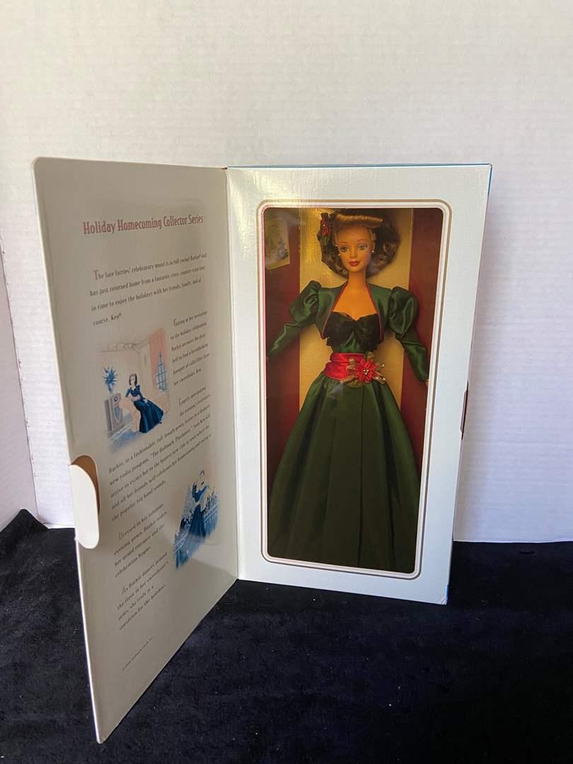Lot # 243 Holiday Sensation Barbie