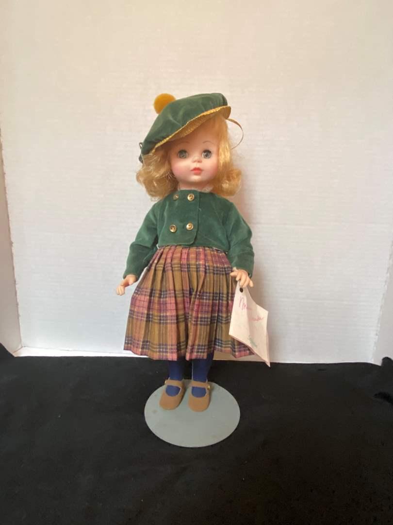 Lot # 244 Madame Alexander September Doll