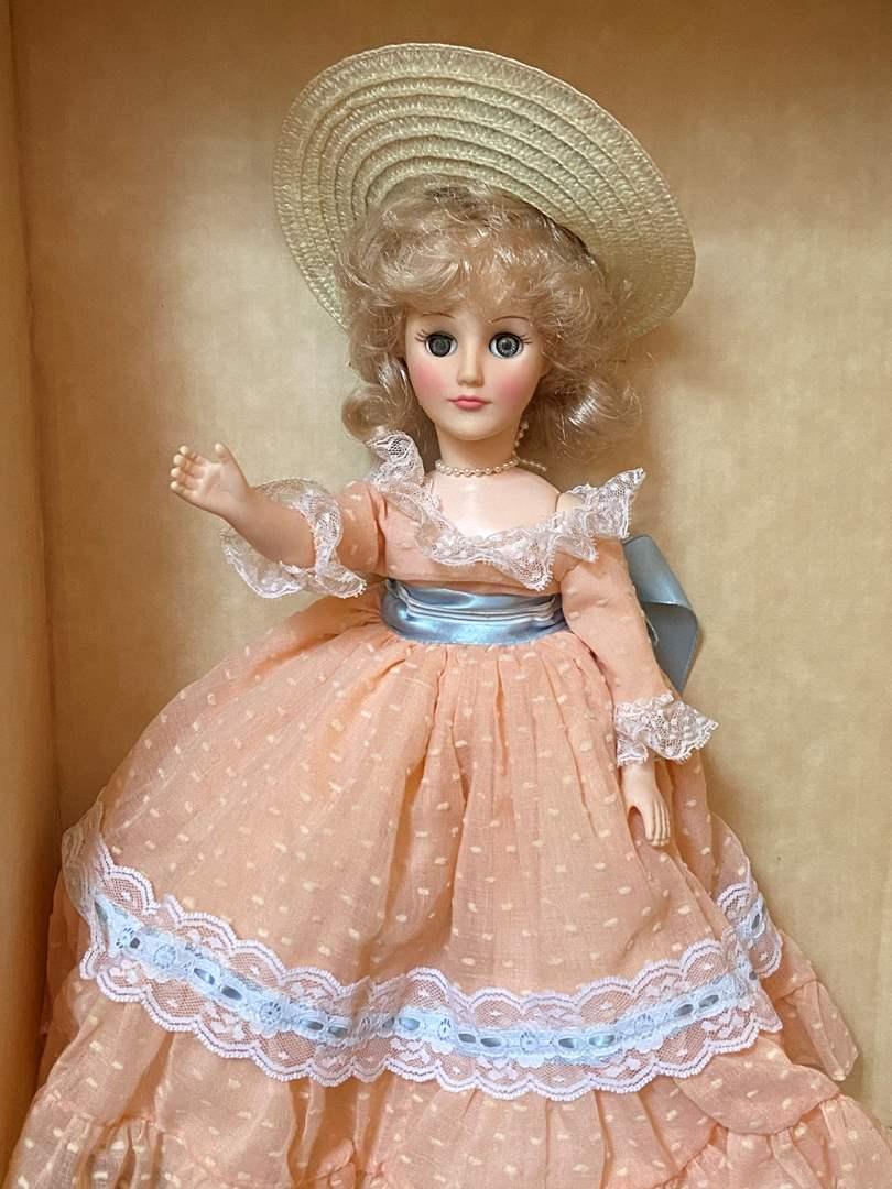 """Lot # 246 Effanbee 12"""" Doll"""