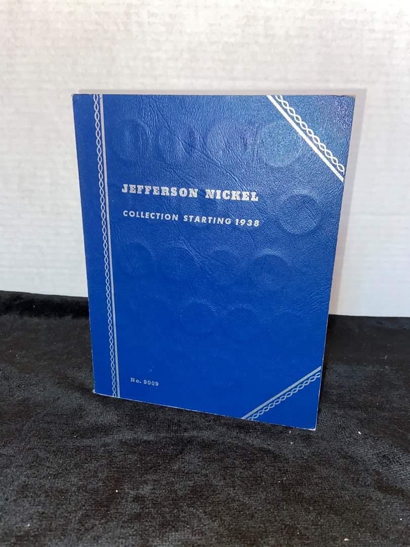 Lot # 299 Jefferson Nickels starting in 1938