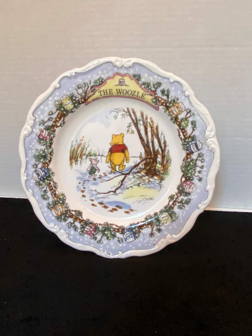 """Lot # 325 Royal Doulton """"The Winnie the Pooh Collection"""" The Woozle"""