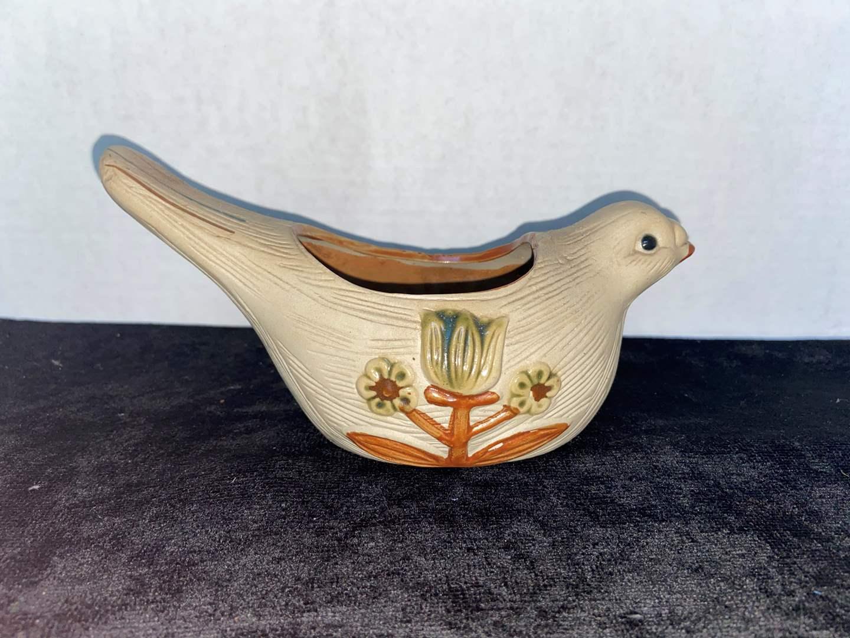Lot # 331 Folkart Bird