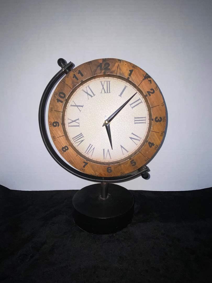 Lot # 336 Table Clock