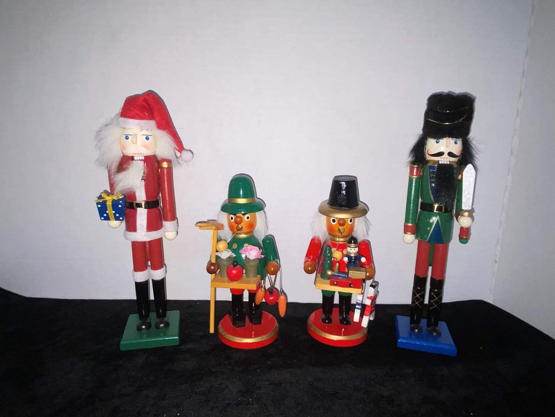 Lot # 339 Nutcrackers & Figurines