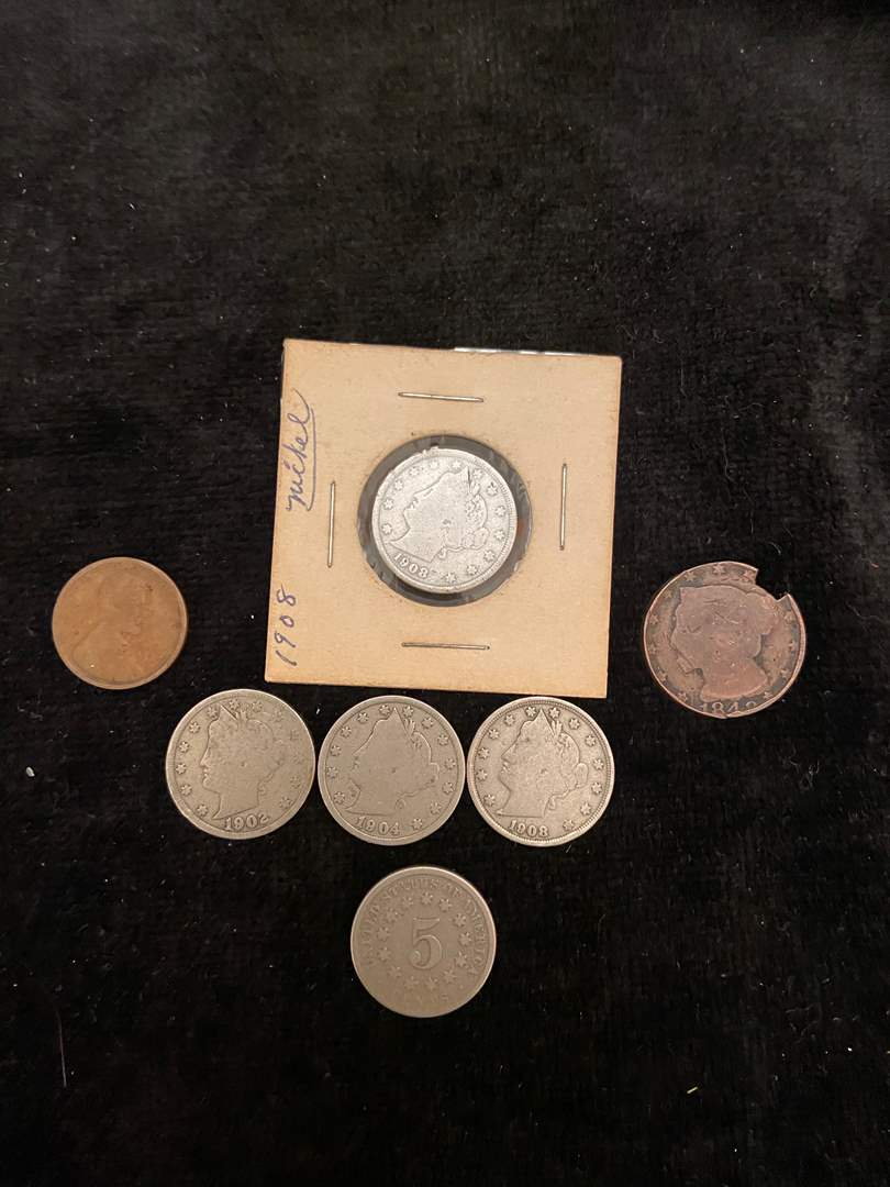 Lot # 357 American Coins