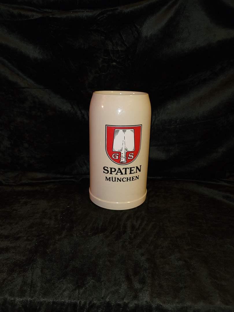 Lot # 373 Staten München beer stein