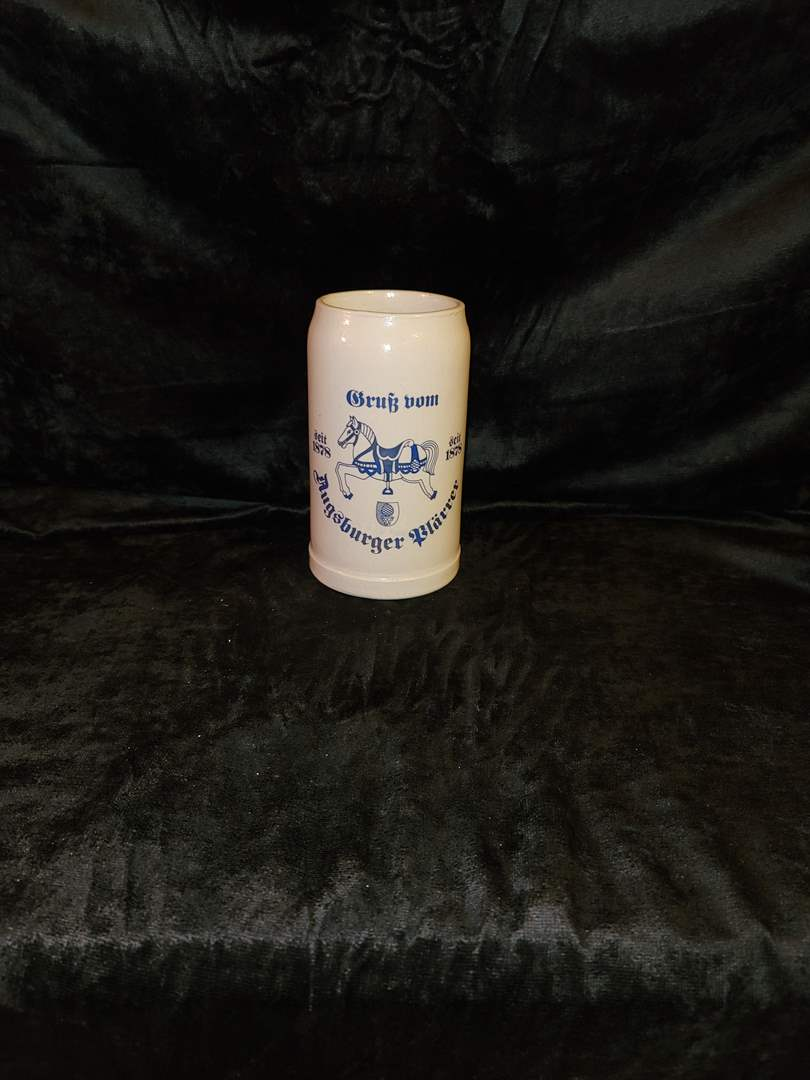 Lot # 378 commerative beer stein