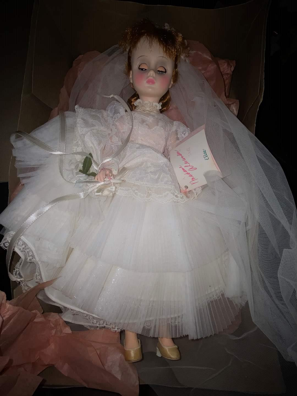 Lot # 397 Madame Alexander Elise Bride Doll