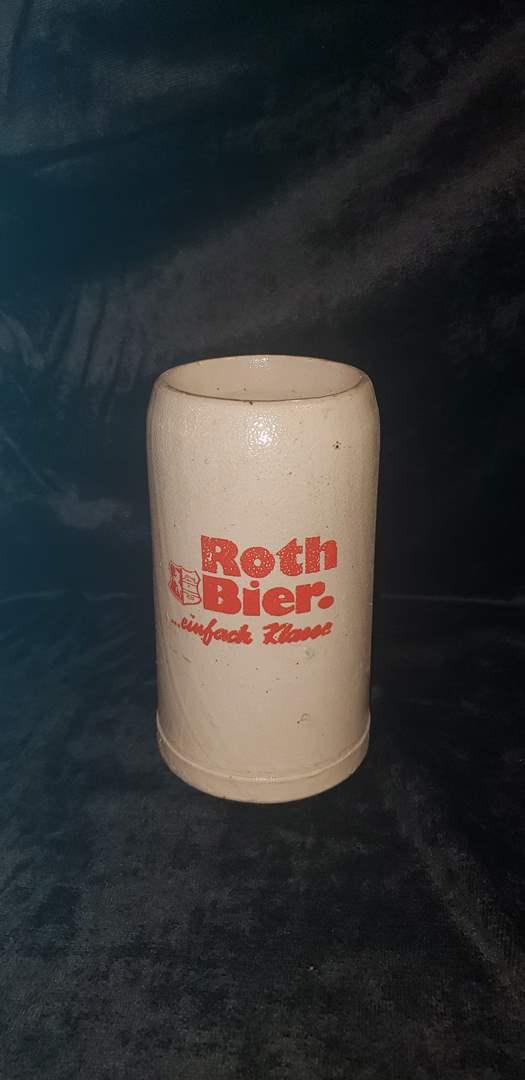 Lot # 443 Vintage Roth Bier Stein