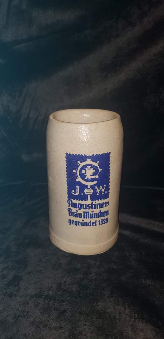 Lot # 444 Vintage Beer Stein