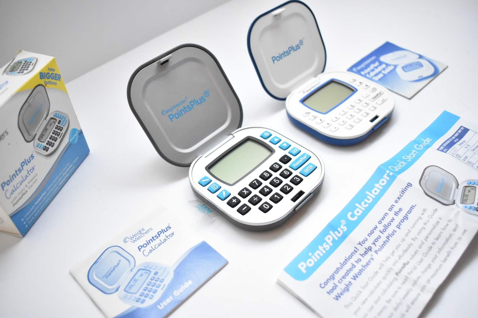 NEW Weight Watchers Calculators