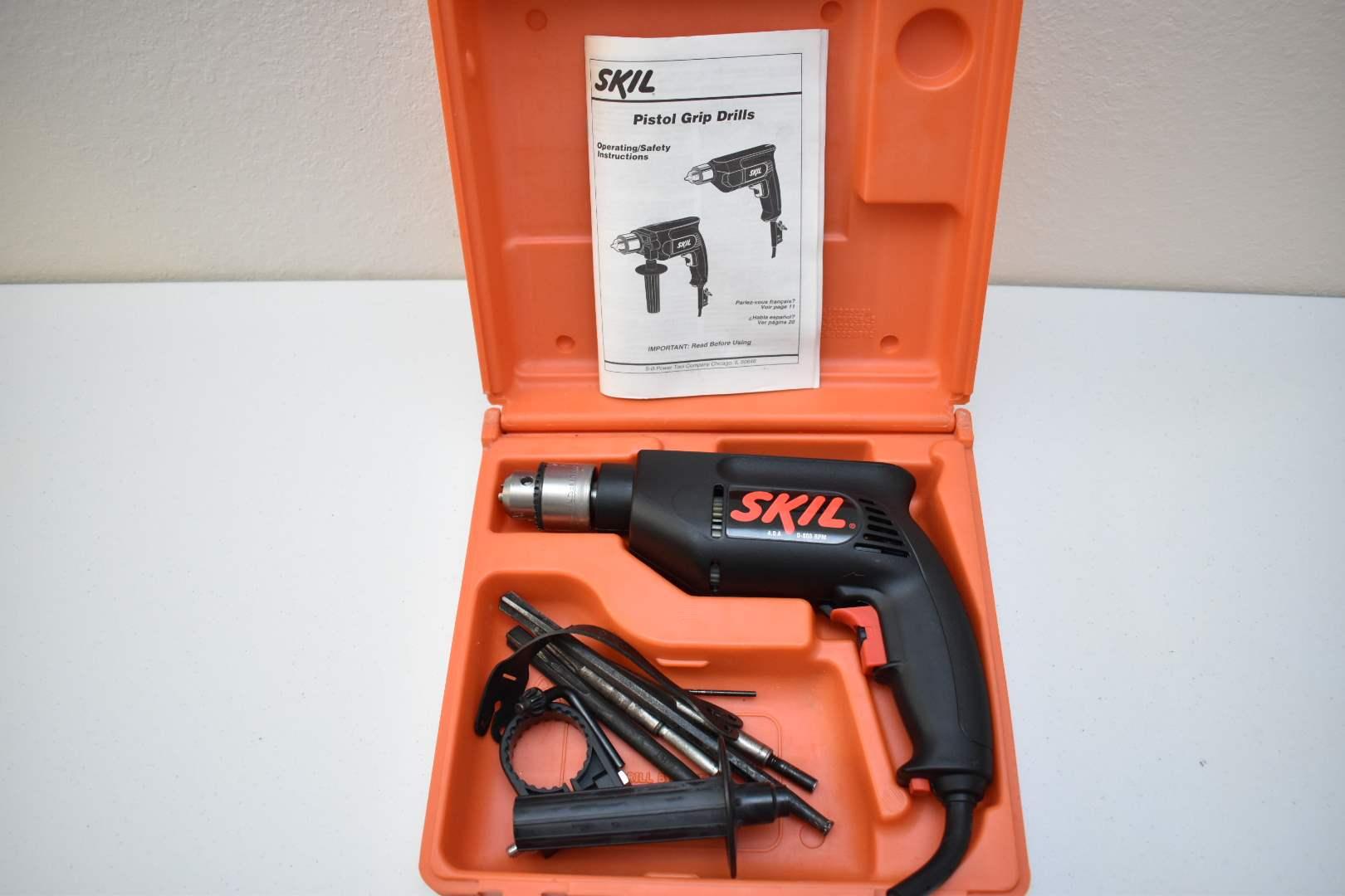 Skil Pistol Grip Drill