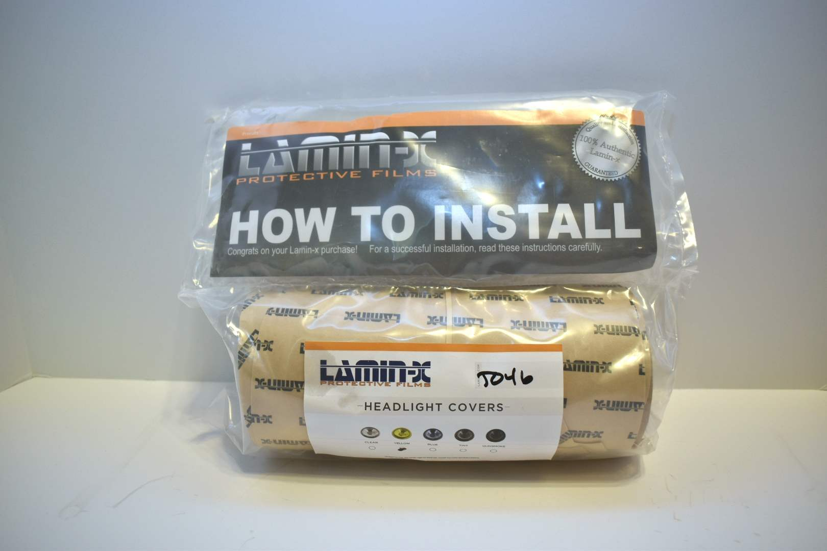 Lamin-X Headlight Tint for '14-'16 Toyota Corolla