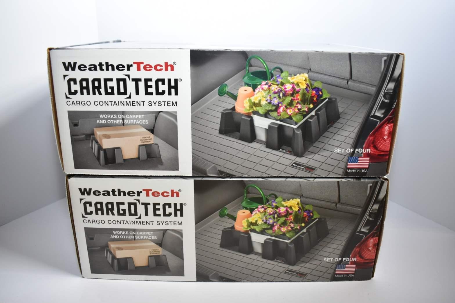 NEW WeatherTech Cargo Tech System