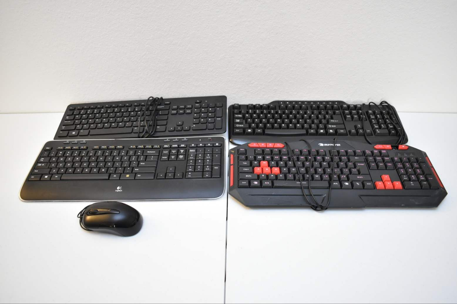 Mouse and Keyboards with gaming keyboard
