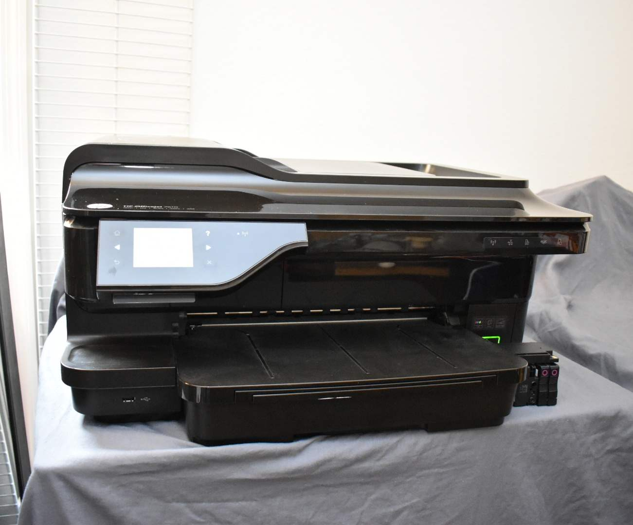 HP OfficeJet 7610 All-In-One Print, Fax, Scan, Copy with Wireless Connection