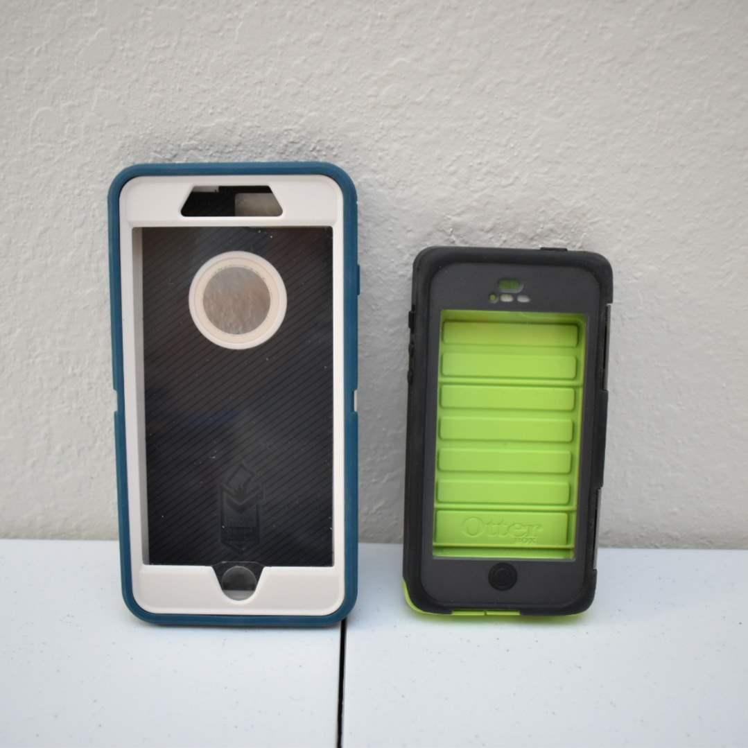 (2) OtterBox Phone Cases