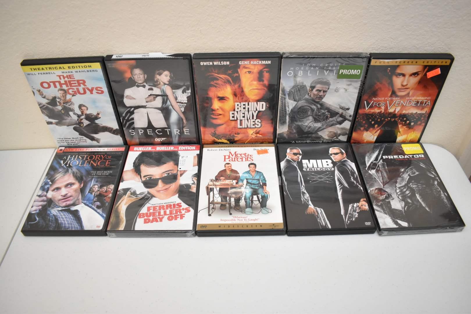 DVDs 3