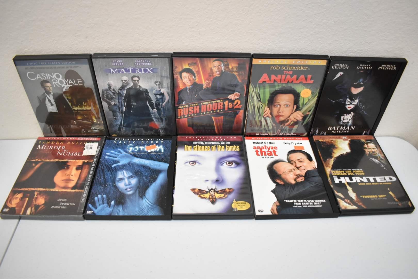 DVDs 4
