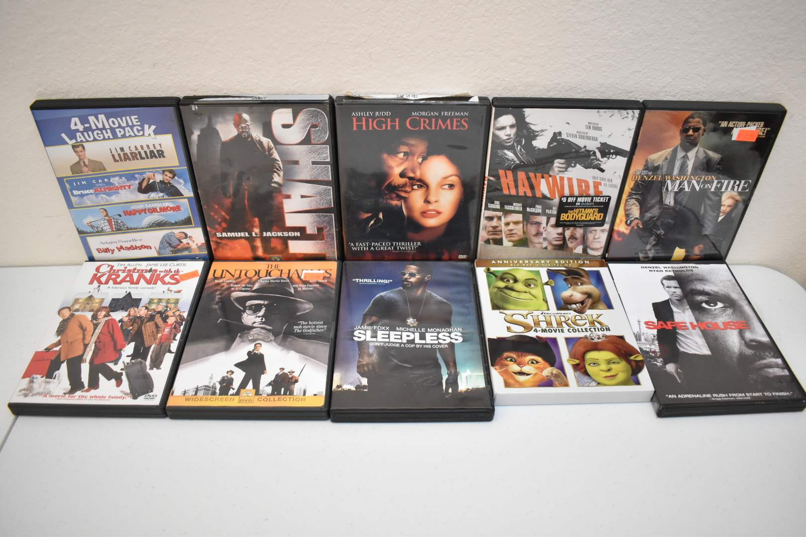 DVDs 5