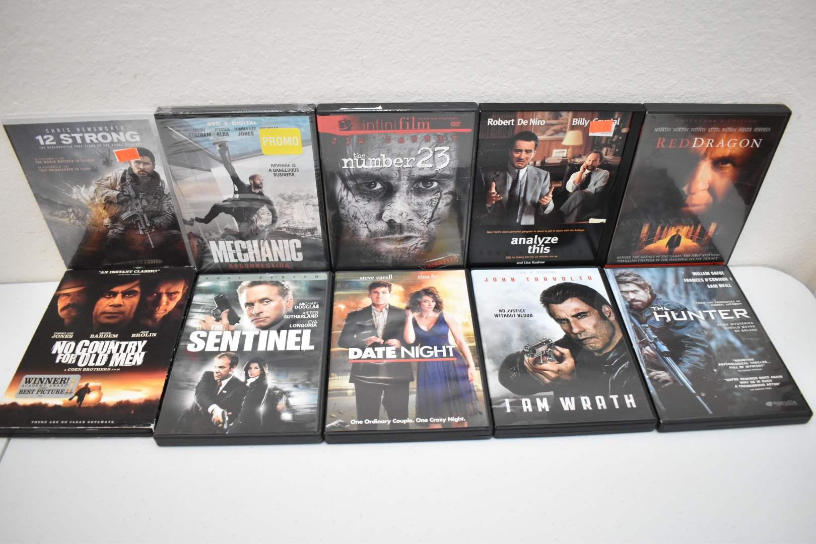 DVDs 6