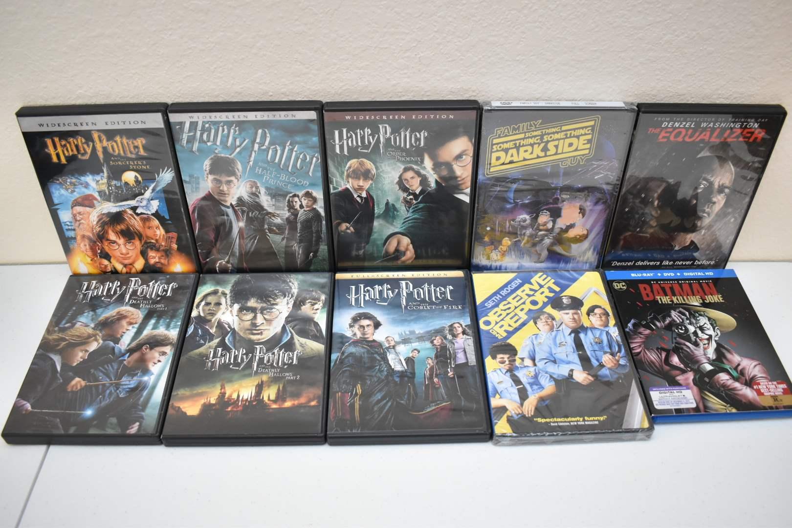 DVDs 7