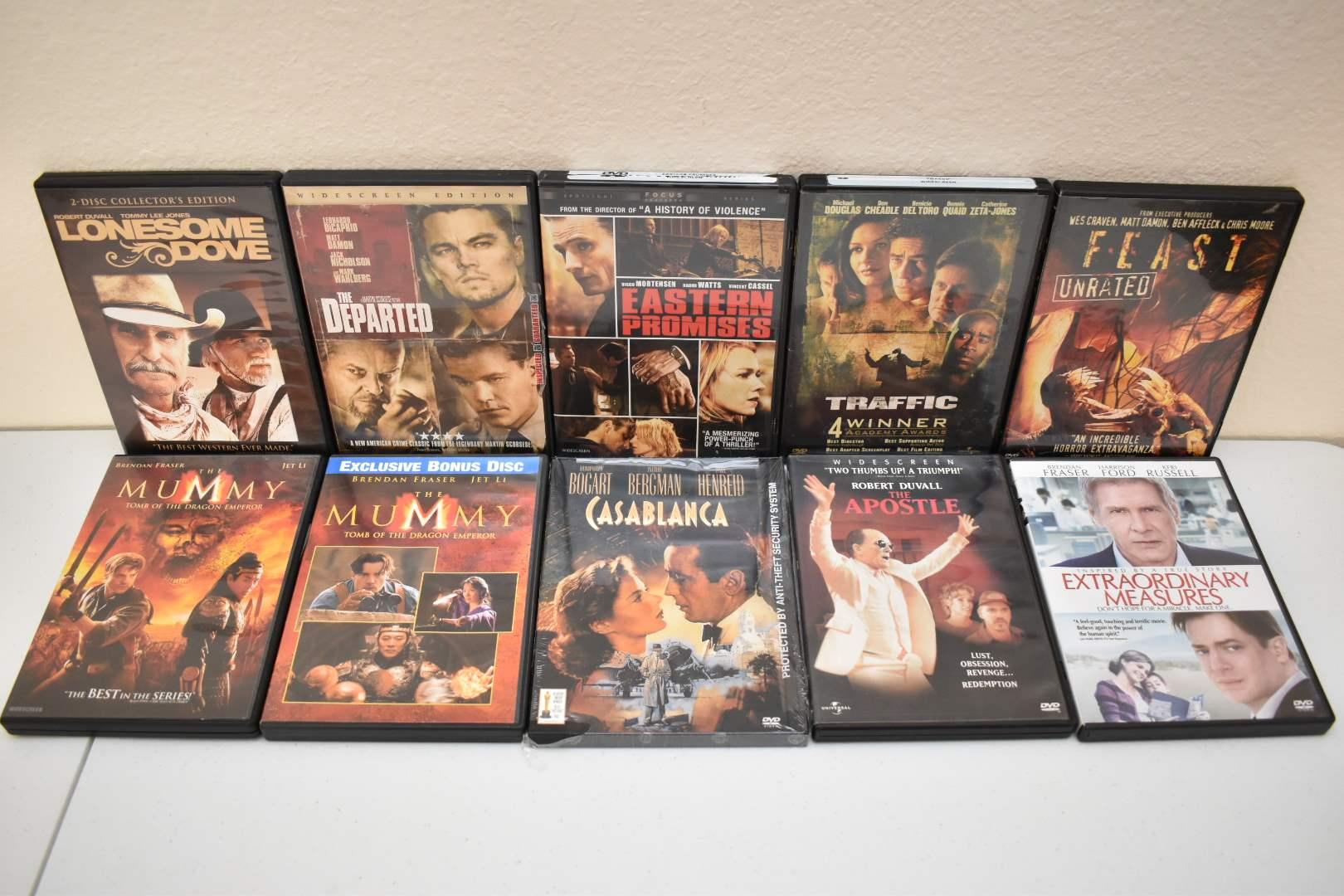 DVDs 8