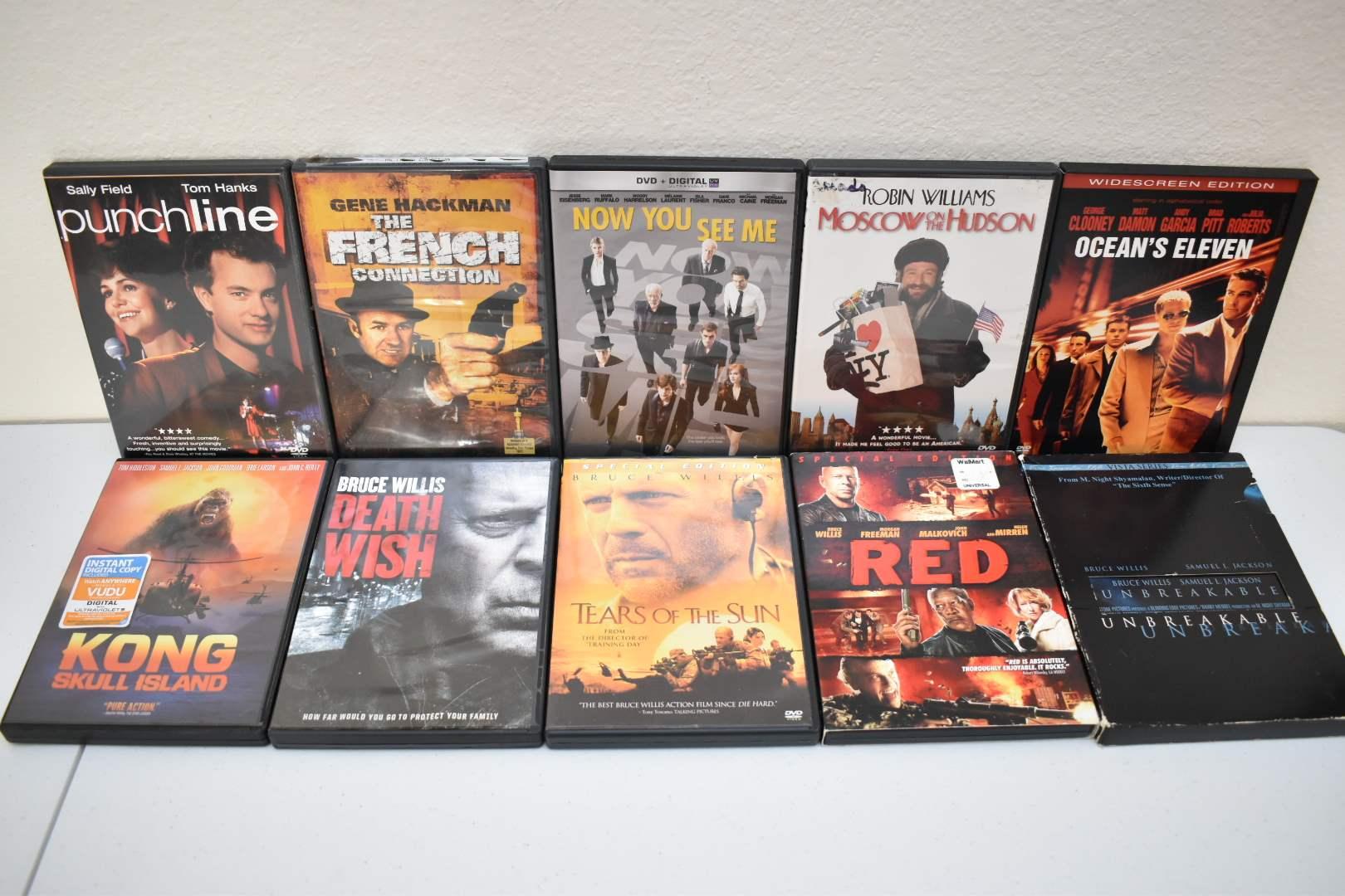 DVDs 9