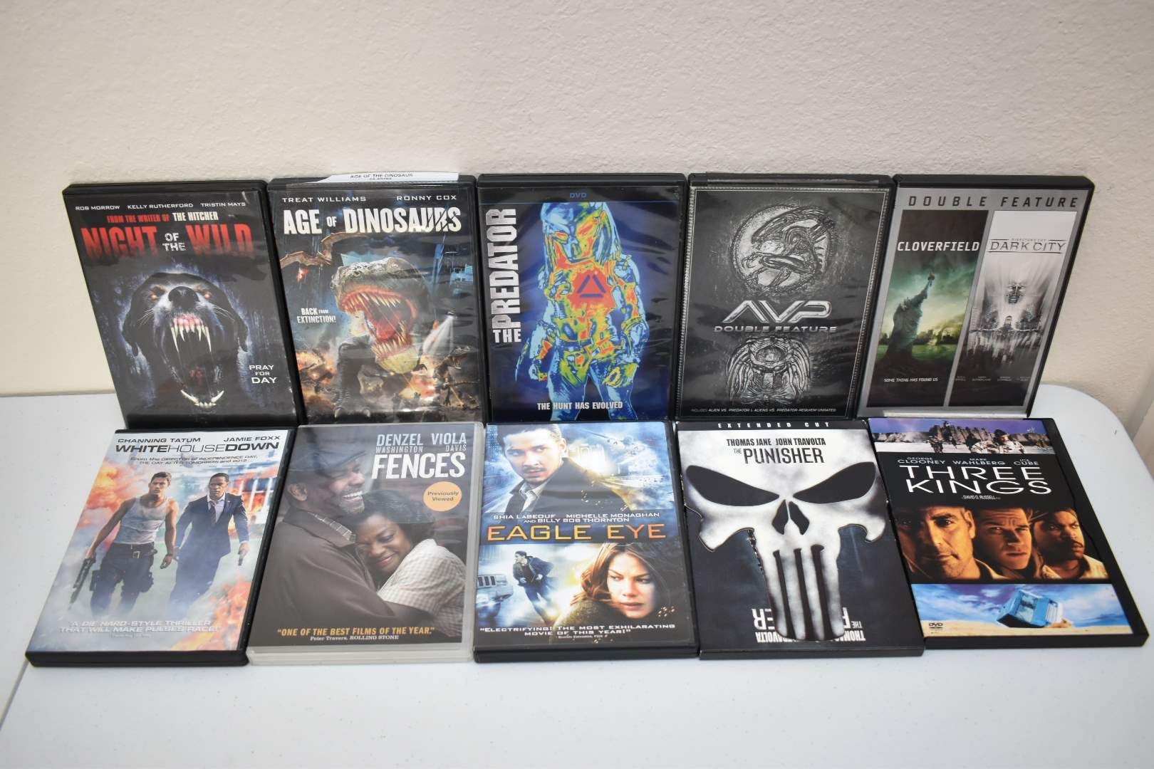 DVDs 10