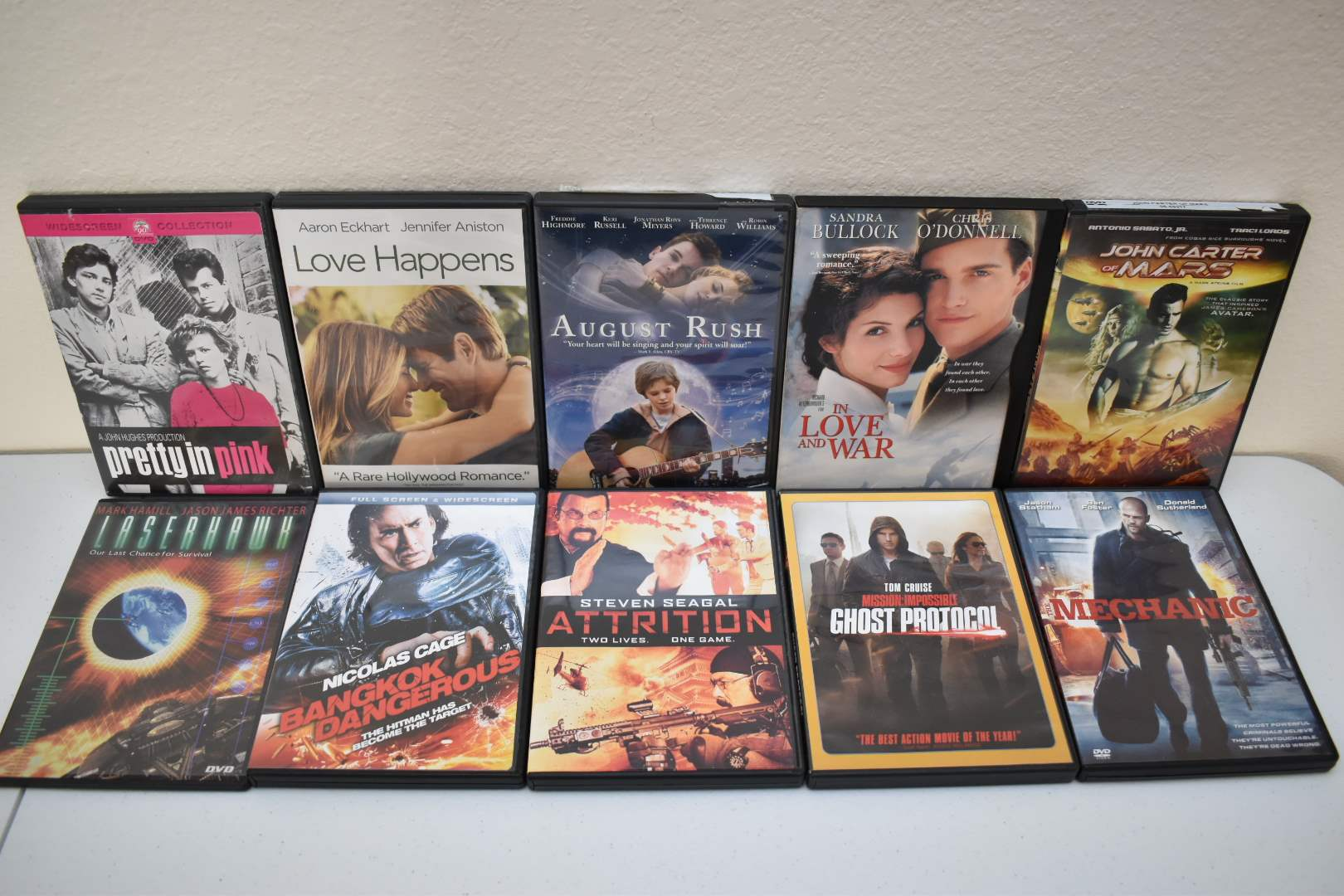 DVDs 11