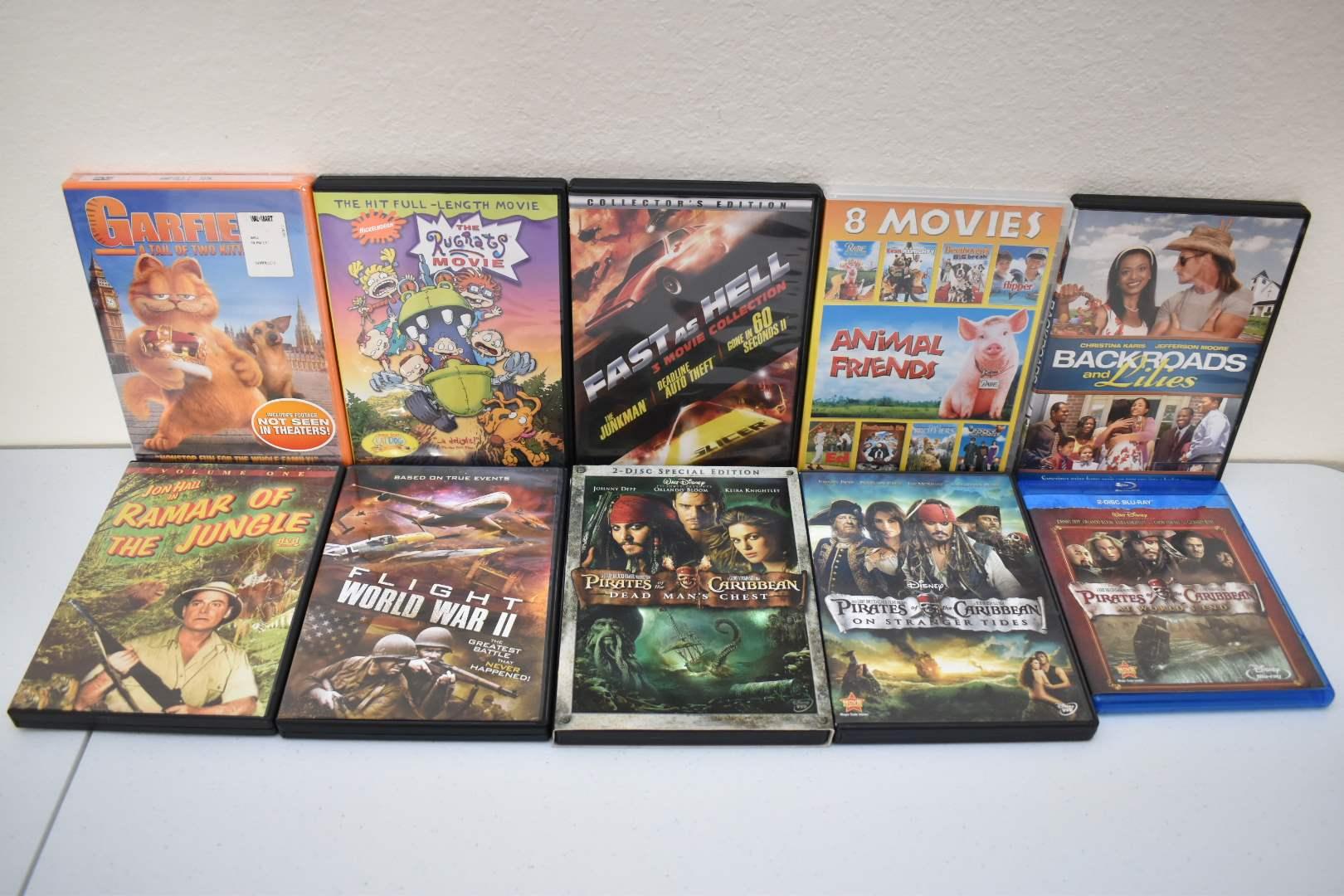 DVDs 14