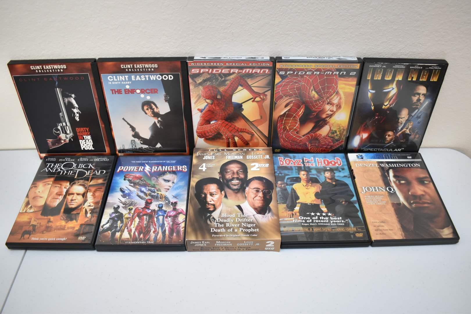 DVDs 15