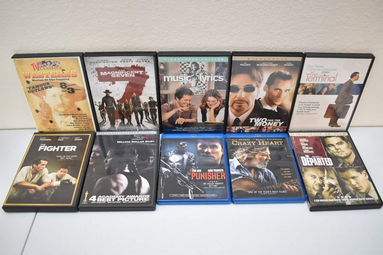 DVDs 17