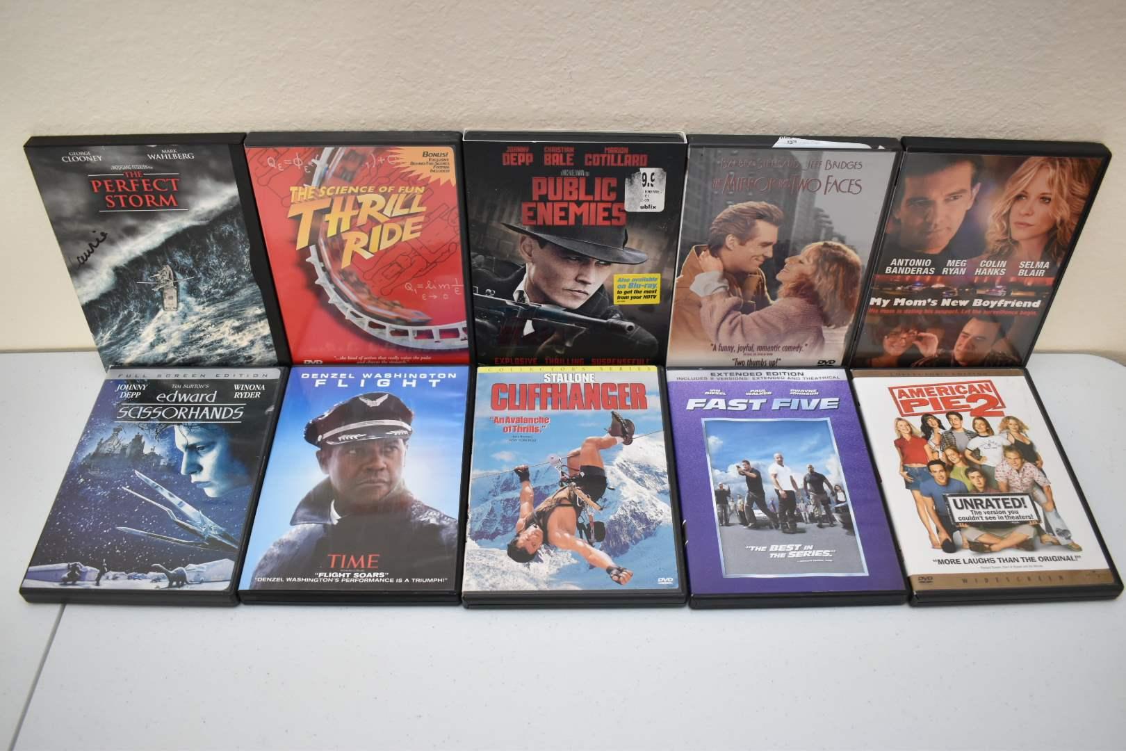 DVDs 18