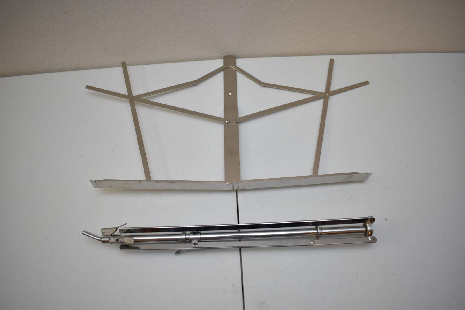 Selmer Folding Music Stand (silver)