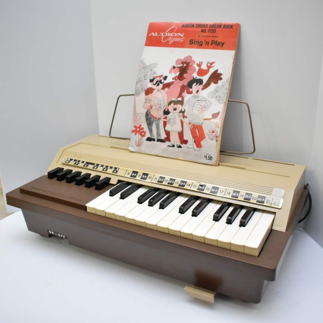 Emenee Audion Air Organ from 1970's