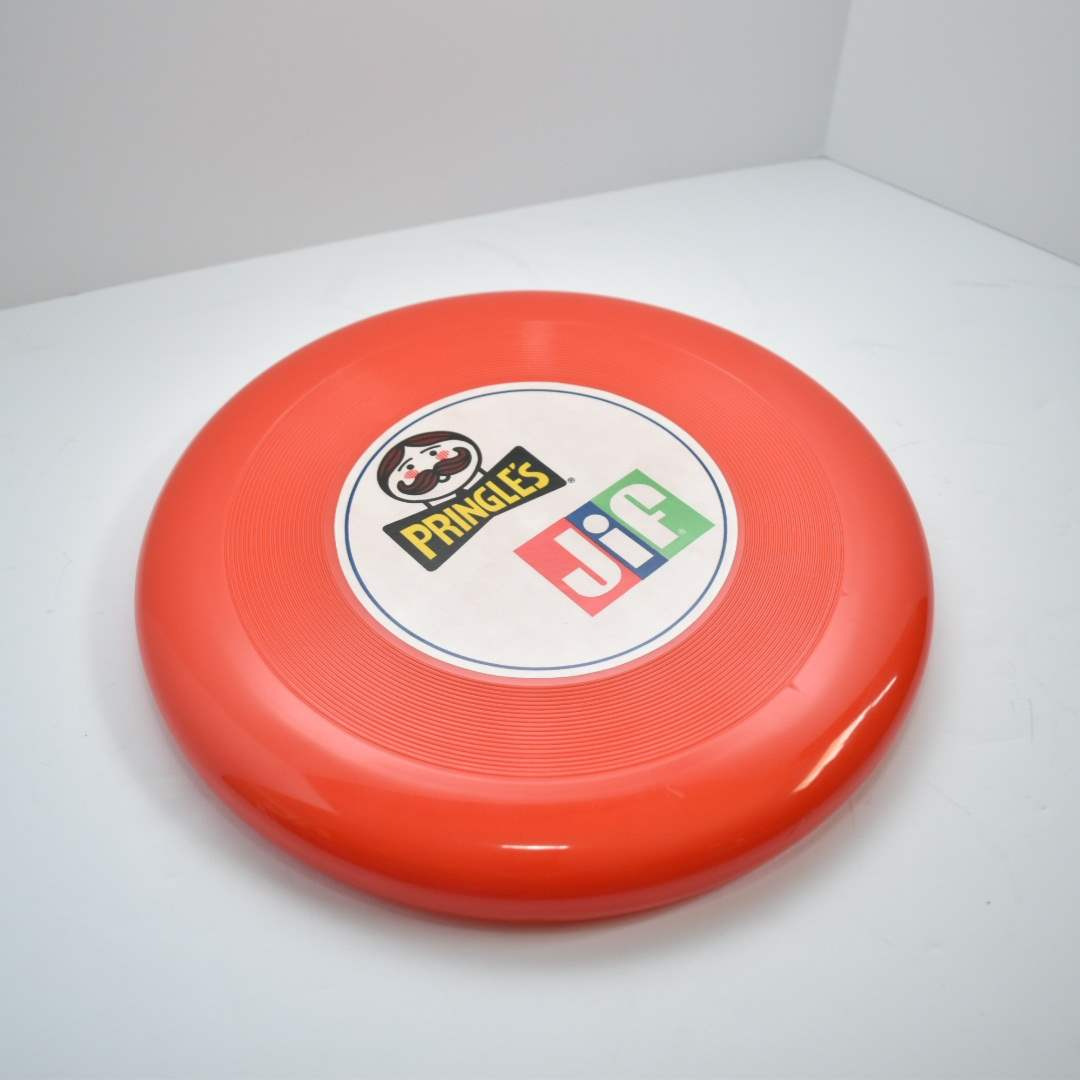 Vintage Pringles/ Jif Promotional Frisbee from 1980's - Like New