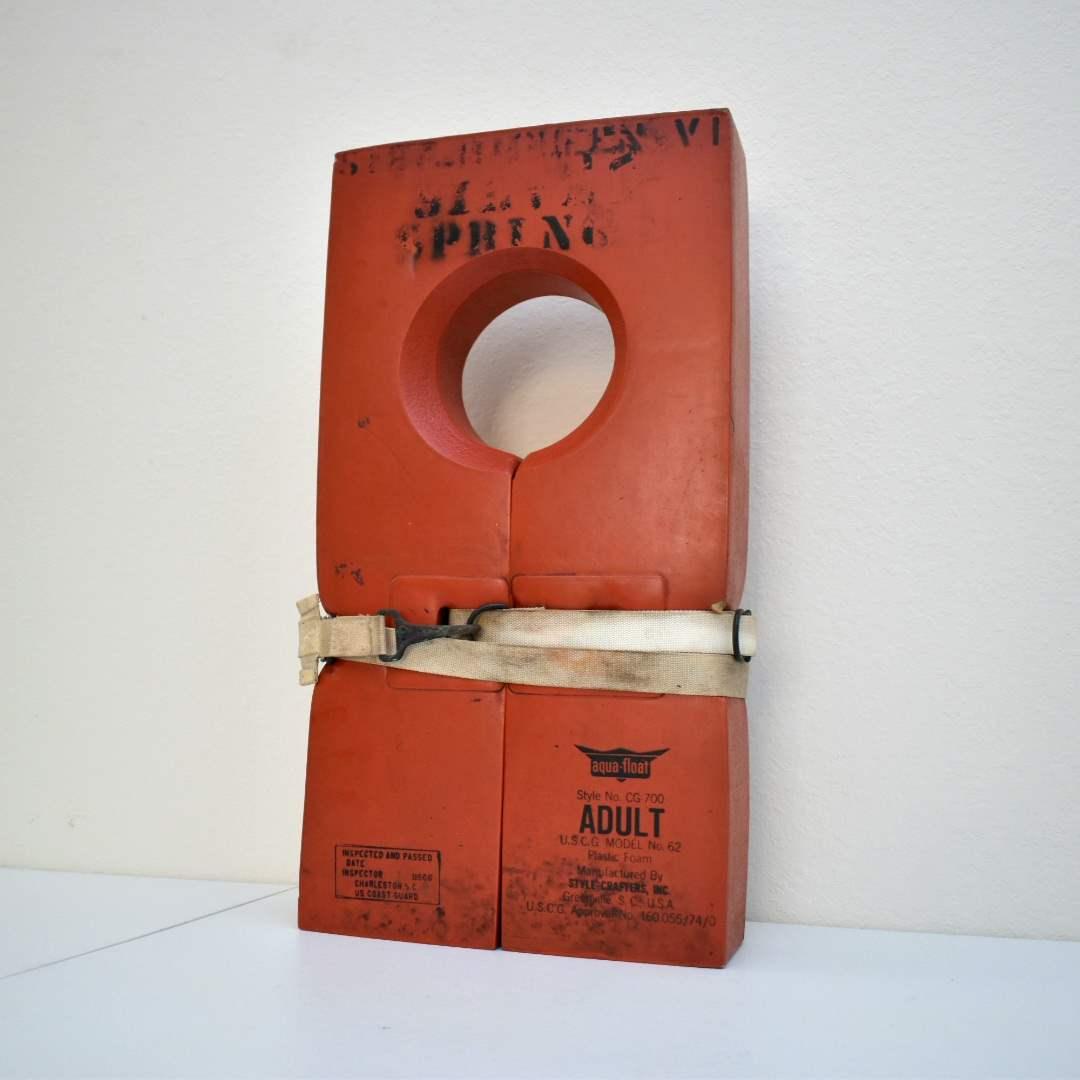 Vintage Aqua-Float Life Jacket