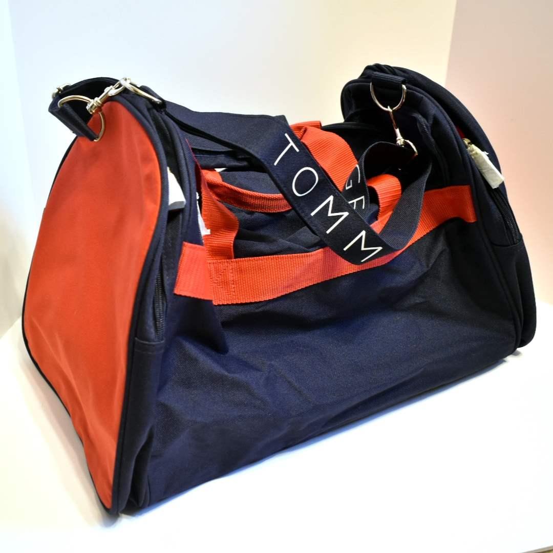 NEW Tommy Hilfiger Canvas Duffel Bag