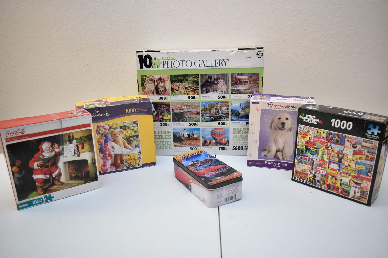 LOTS of Puzzles (15)