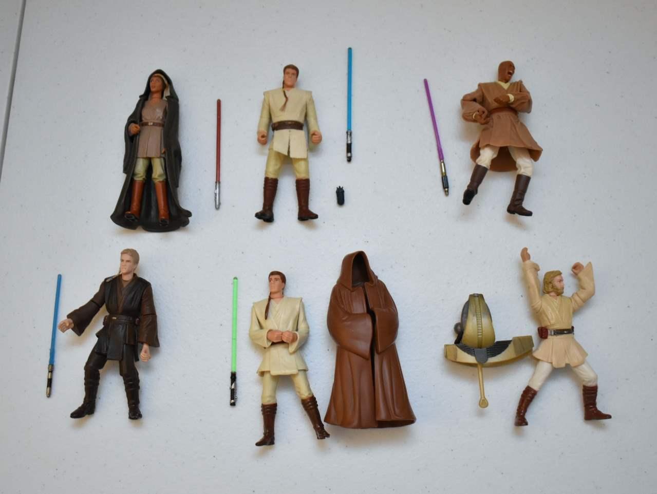 Vintage STAR WARS Jedi Knights