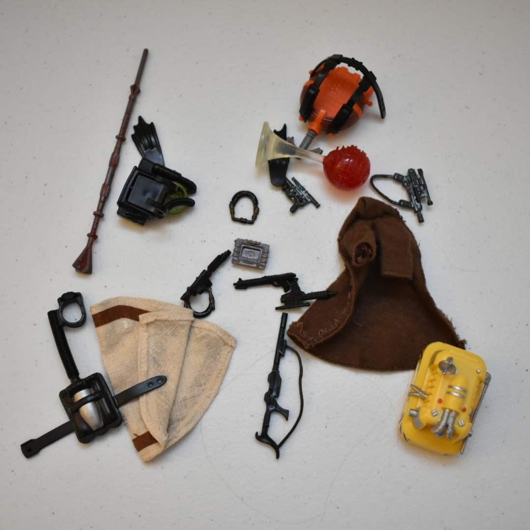 Vintage Misc STAR WARS Accessories