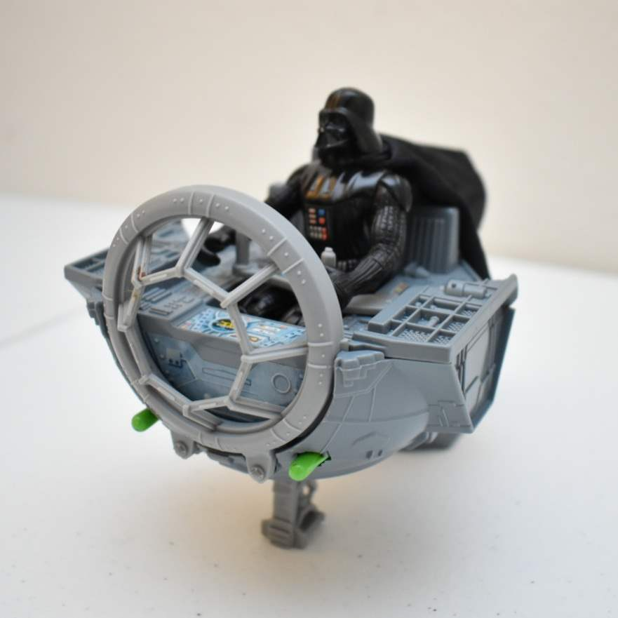 Vintage STAR WARS Darth Vader's Tie Fighter