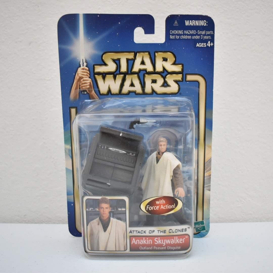 Vintage *NIB* STAR WARS Anakin Skywalker Attack of the Clones