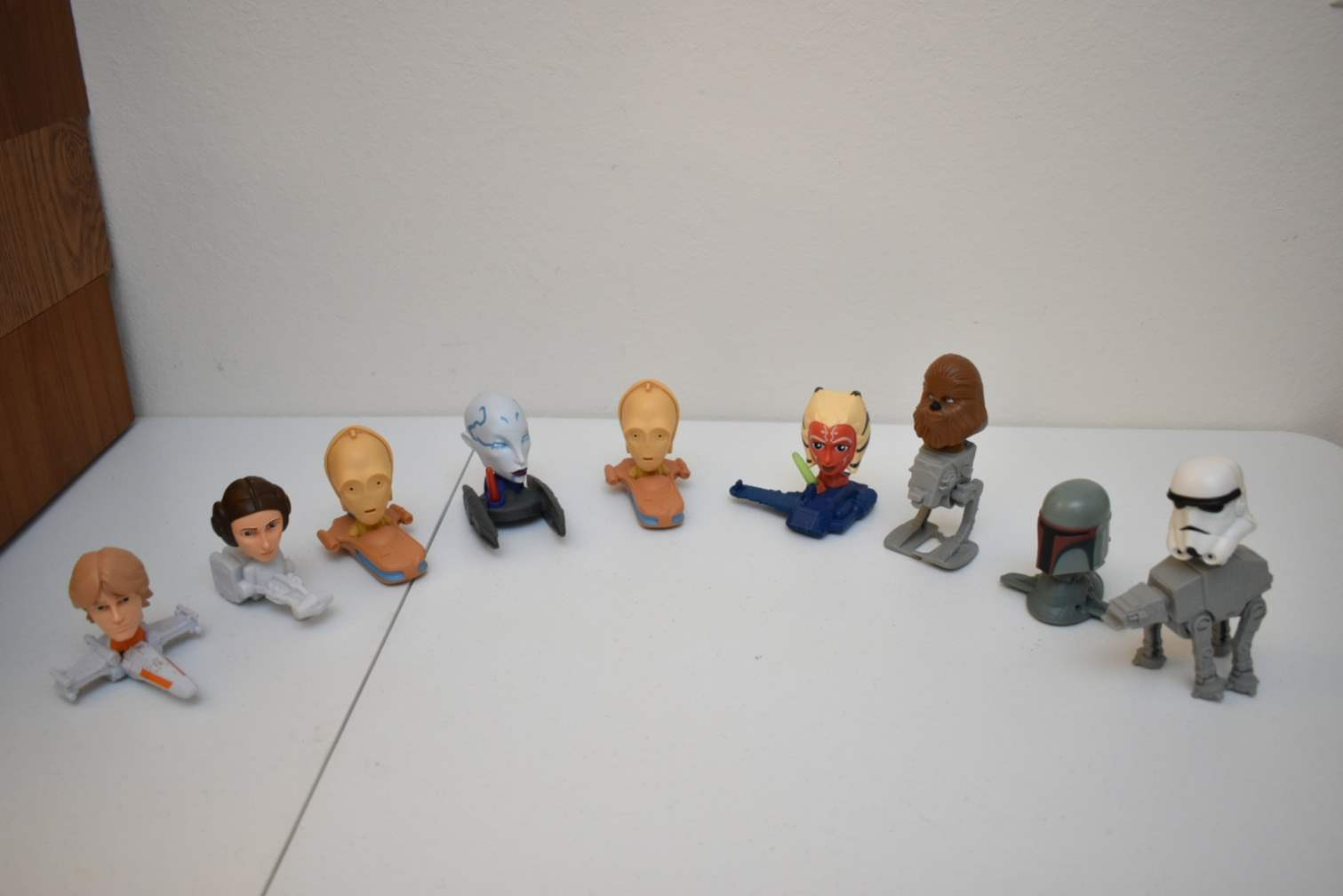 Vintage STAR WARS Collectible Bobbleheads
